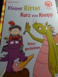 Kleiner Ritter Kurz von Knapp Book Cover